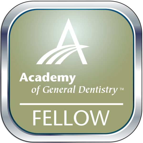 Academy of General Dentistry Fellowship