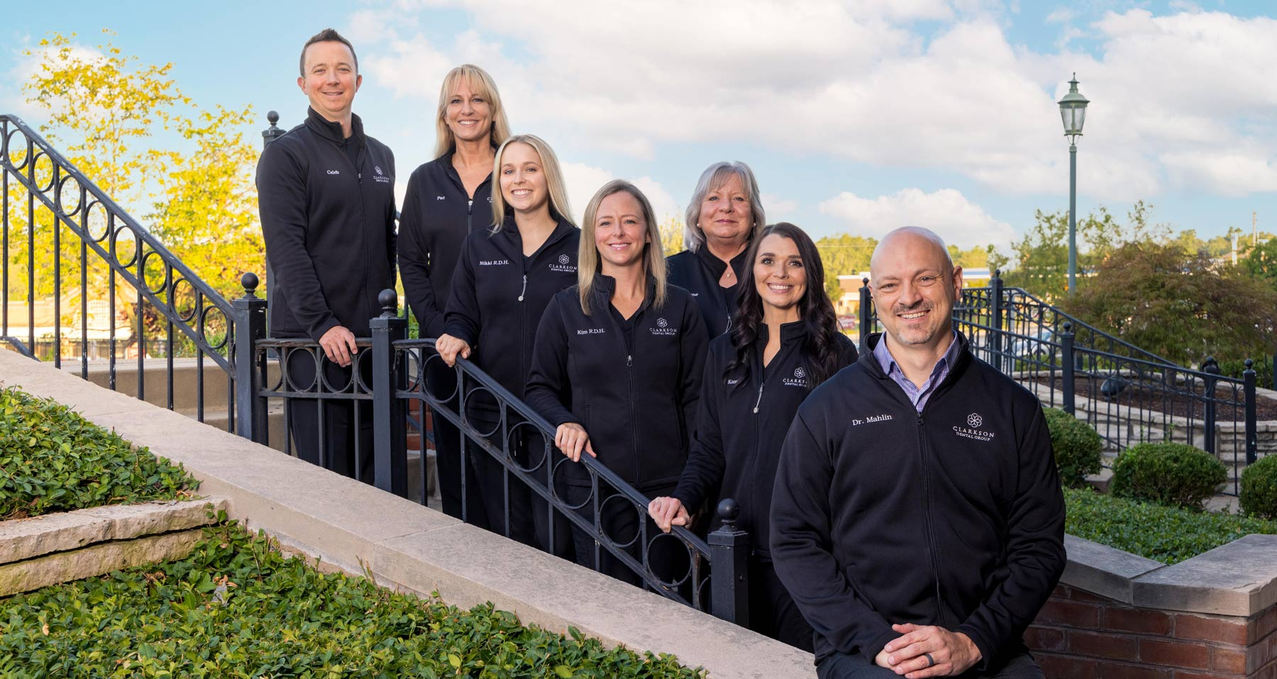 Clarkson Dental Group | Smiling Couple